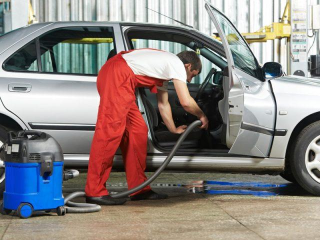 ritual para limpiar tu carro