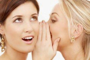 alejar chismosos y habladores