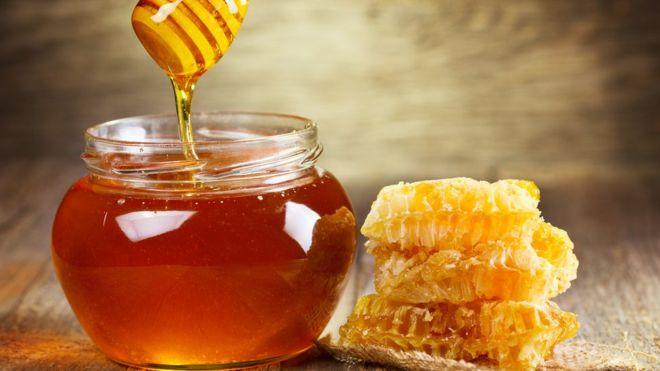 amarres hechos con miel