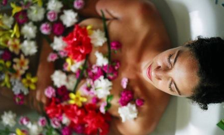 baño para el amor y la suerte