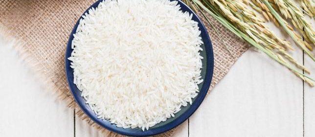 agua de arroz para la buena suerte