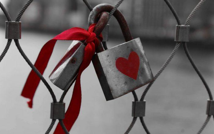 candado de amor