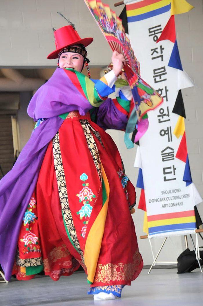 chamanismo coreano