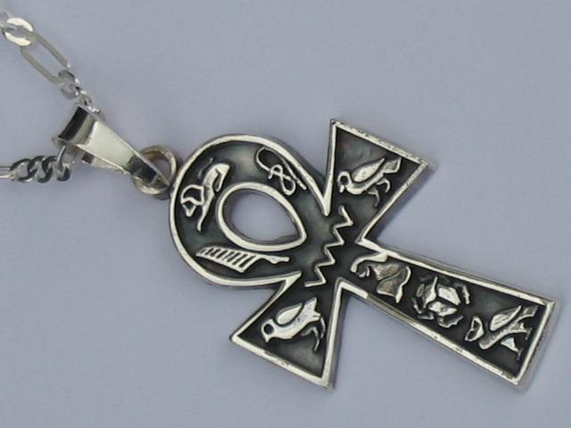 cruz egipcia para protección