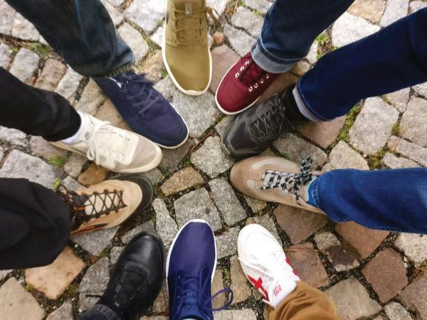 soñar con muchos zapatos