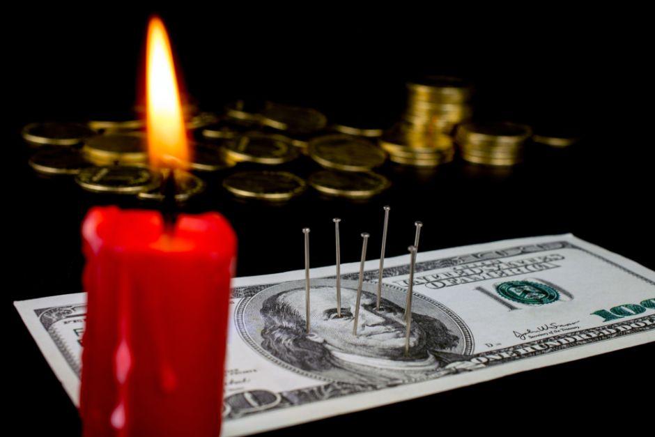 oraciones para atraer el dinero