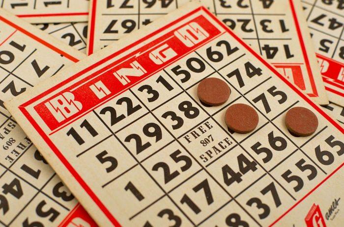 como tener suerte en el bingo
