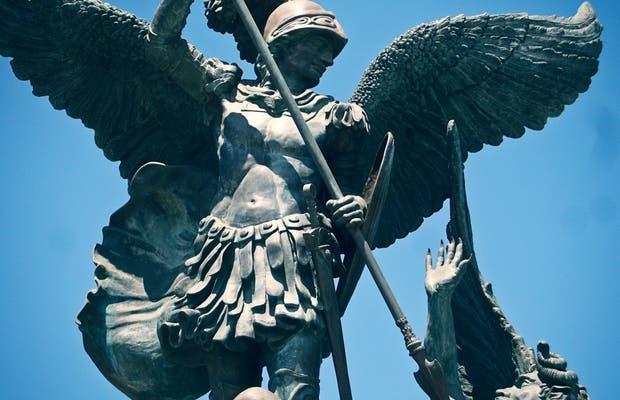san miguel arcangel para quitar la brujería