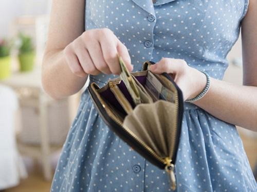 para atraer el dinero