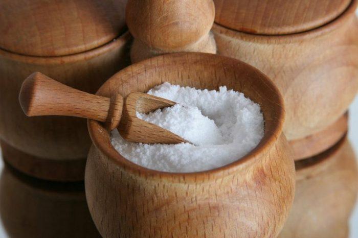 ritual con sal