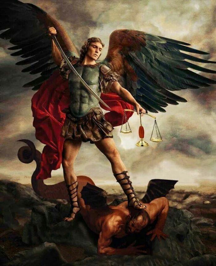 san miguel arcangel para combatir la brujería