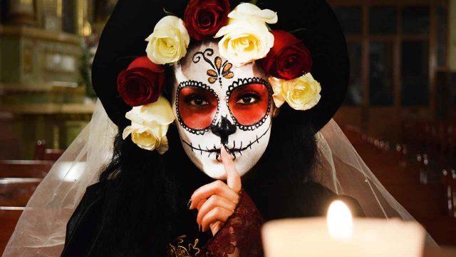 Ritual para día de muertos