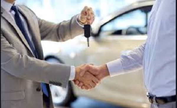 decreto para vender un carro