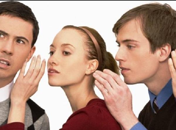 Como callar a una persona chismosa