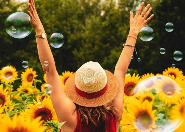 Amarre para conseguir la felicidad eterna