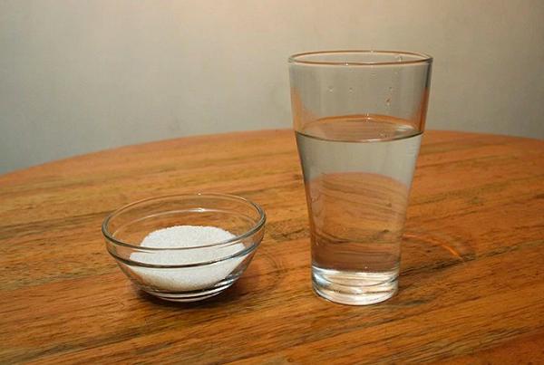 Ritual de sal y vinagre