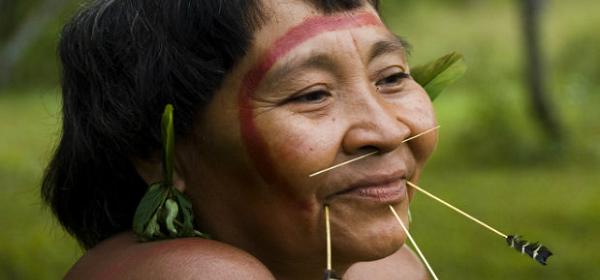 Rituales indígenas venezolanos