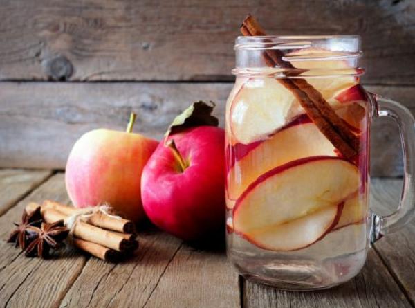 Hechizo de manzana y canela