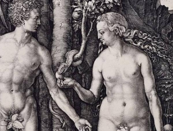 VELA ADÁN Y EVA