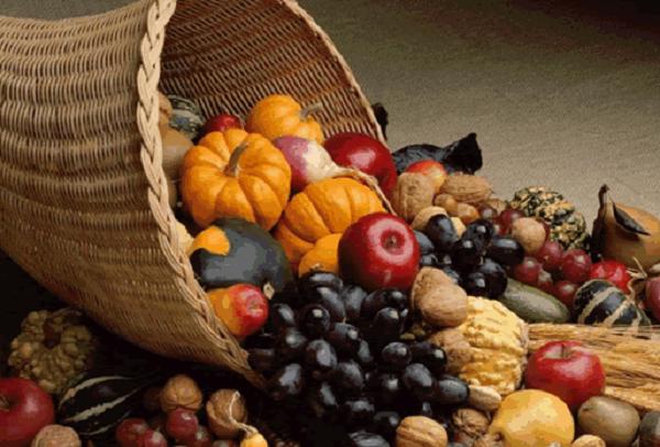 Ritual de abundancia con manzanas